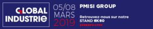 Bannière Midest 5 au 8 mars 2019 - PMISI Stand 6K60